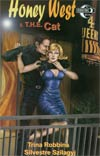 Honey West & T.H.E. Cat #1 Cover A Regular Valarie Jones Cover
