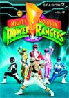 Mighty Morphin Power Rangers Season 2 Vol 2 DVD