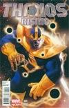 Thanos Rising #1 Incentive Marko Djurdjevic Variant Cover