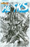 Masks #5 Incentive Alex Ross Sketch Cover