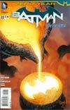 Batman Vol 2 #22 Cover A Regular Greg Capullo Cover (Batman Zero Year Tie-In)