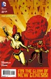 Wonder Woman Vol 4 #22 Cover A Regular Cliff Chiang Cover