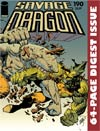 Savage Dragon Vol 2 #190 Cover B Limited Edition Digest Version