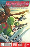 Guardians Of The Galaxy Tomorrows Avengers #1