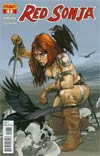 Red Sonja Vol 5 #1 Cover C Variant Fiona Staples Cover