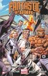 Fantastic Four Vol 2 Road Trip TP