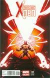 Uncanny X-Men Vol 3 #5 Cover B Incentive Ed McGuinness Variant Cover