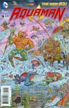 Aquaman Vol 5 #19 Incentive MAD Magazine Variant Cover