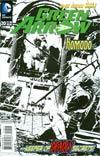 Green Arrow Vol 6 #20 Incentive Andrea Sorrentino Sketch Cover