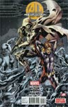 Age Of Ultron #2 2nd Ptg Brian Hitch Variant Cover