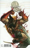 Age Of Ultron #7 Incentive Leinil Francis Yu Variant Cover