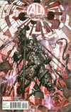 Age Of Ultron #7 Incentive Rock-He Kim Ultron Variant Cover