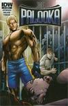 Joe Palooka Vol 3 #6 Incentive Michael Marsicano Variant Cover