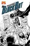 Black Bat #1 Incentive Ardian Syaf Black & White Cover