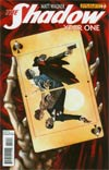 Shadow Year One #1 Limited Edition John K Snyder Variant Cover