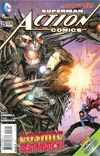 Action Comics Vol 2 #23 Cover A Regular Tyler Kirkham Cover