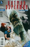 Batman Superman #3 Cover B Combo Pack With Polybag