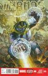 Thanos Rising #5 (Infinity Prelude)