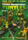 Teenage Mutant Ninja Turtles Animated Vol 2 Never Say Xever / Gauntlet TP
