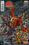 Age Of Ultron #5 2nd Ptg Bryan Hitch Variant Cover