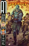 A1 Vol 2 #1 Cover C Odyssey