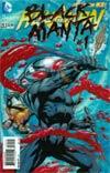 Aquaman Vol 5 #23.1 Black Manta Cover A 1st Ptg 3D Motion Cover