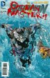Aquaman Vol 5 #23.2 Ocean Master Cover A 1st Ptg 3D Motion Cover