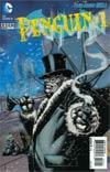 Batman Vol 2 #23.3 Penguin Cover A 1st Ptg 3D Motion Cover