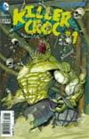 Batman And Robin Vol 2 #23.4 Killer Croc Cover A 1st Ptg 3D Motion Cover