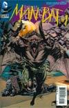 Detective Comics Vol 2 #23.4 Man-Bat Cover A 1st Ptg 3D Motion Cover