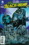 Green Lantern Vol 5 #23.3 Black Hand Cover A 1st Ptg 3D Motion Cover