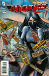 Justice League Vol 2 #23.3 Dial E Cover A 1st Ptg 3D Motion Cover