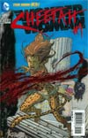 Wonder Woman Vol 4 #23.1 Cheetah Cover A 1st Ptg 3D Motion Cover