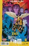 X-Men Battle Of The Atom #1 Cover A Regular Arthur Adams Cover (Battle Of The Atom Part 1)