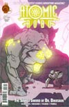 Atomic Robo And The Savage Sword Of Dr Dinosaur #3