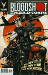 Bloodshot And H.A.R.D. Corps #14 Cover A Regular JG Jones Cover