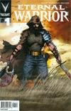 Eternal Warrior Vol 2 #1 Cover B Variant Trevor Hairsine Pullbox Cover