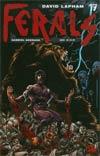 Ferals #17 Cover C Gore Cover