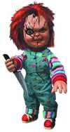 Childs Play Chucky 15-Inch Mega Scale Action Figure