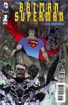 Batman Superman #1 Cover E Incentive Guillem March Superman Variant Cover