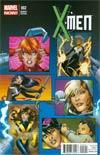 X-Men Vol 4 #2 Cover B Incentive Amanda Connor Variant Cover