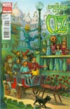 Emerald City Of Oz #1 Cover C Incentive Eric Shanower Variant Cover