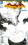 Batman Vol 2 #22 Cover E Incentive Greg Capullo Sketch Cover (Batman Zero Year Tie-In)