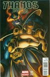 Thanos Rising #4 Cover B Incentive Mike Deodato Jr Variant Cover (Infinity Prelude)