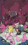 Adventure Time #18 Cover C Incentive Caroline Breault Virgin Variant Cover