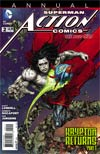 Action Comics Vol 2 Annual #2