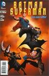Batman Superman #4 Cover A Regular Jae Lee Cover