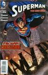 Superman Vol 4 #24 Cover A Regular Eddy Barrows Cover