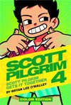 Scott Pilgrim Color Edition Vol 4 Scott Pilgrim Gets It Together HC