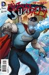 Superman Vol 4 #23.1 Bizarro Cover B Standard Cover
